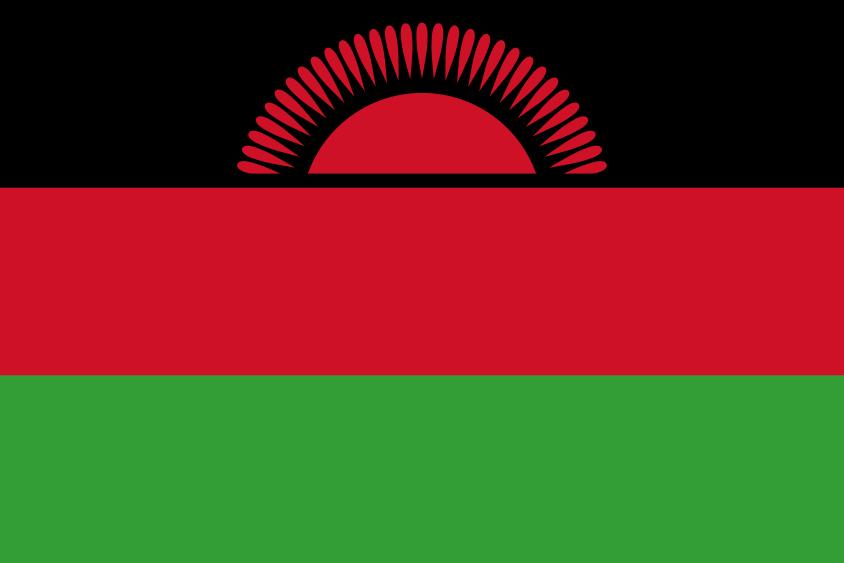 マラウイ共和国国旗
